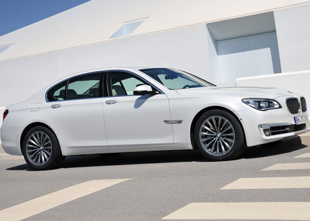 BMW 7 Series Rent