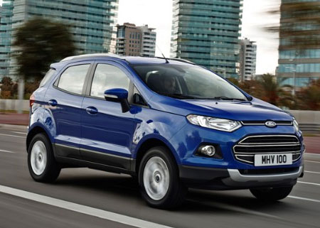 Ford Eco Spor Rent